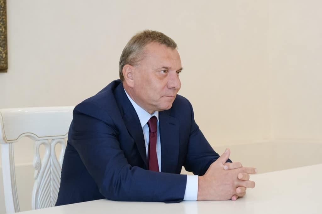 В Астраханской области активно развивается судостроение