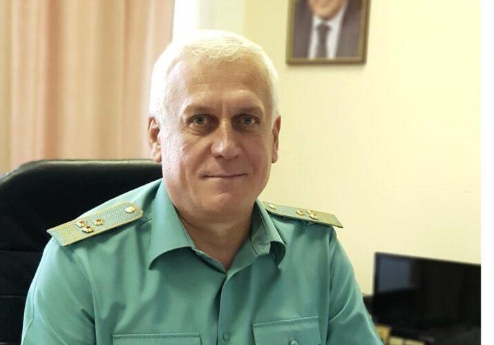 Врио начальником астраханской таможни назначен Андрей Викторович Онипко