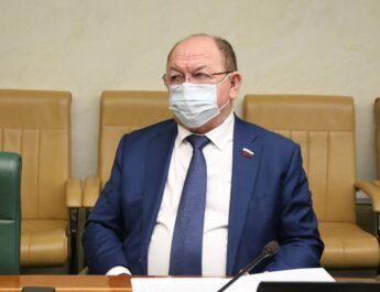 Василий Леванов единая россия