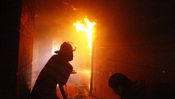 В Астраханской области горели 3 квартиры. Есть пострадавшие