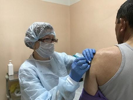 вакцинация от коронавируса на астрводоканале