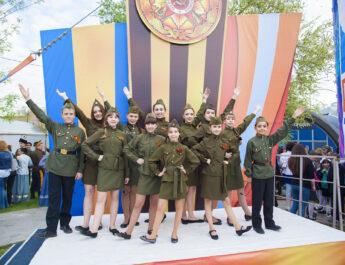 Концерт на День Победы
