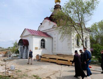 строительство храмов в Астраханской области