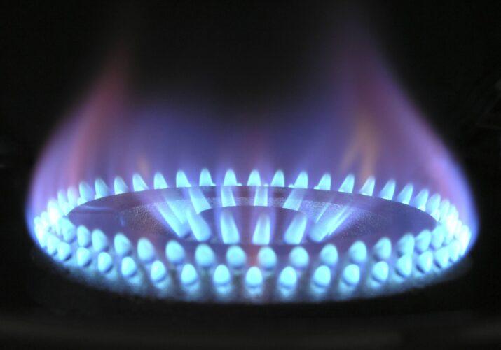 Газ в Астрахани
