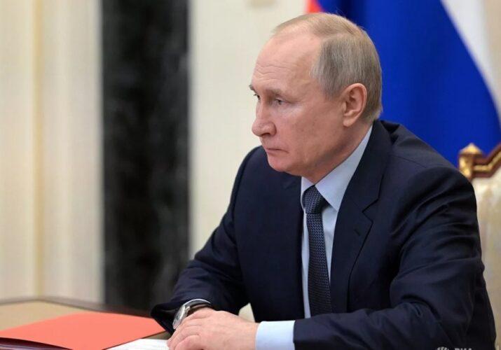 Путин о Каспии