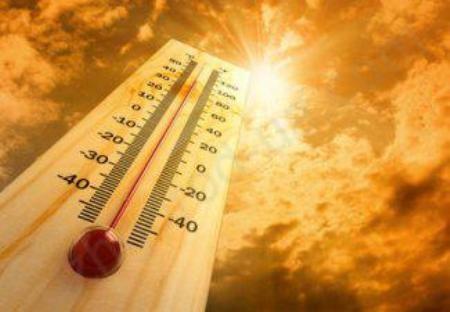 Аномальная жара в Астрахани