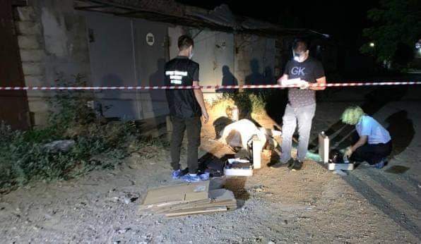 Астраханца зарезали вгаражном кооперативе Трусовского района