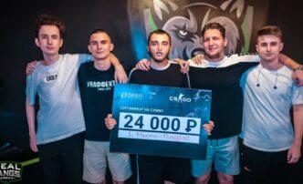 В REAL FANGS ARENA прошёл Летний Кубок Каспия