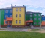 детский сад и школа в микрорайоне западный