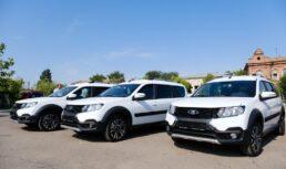 В медицинские учреждения региона поступили новые автомобили