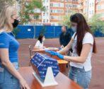 В Астрахани выпускники детских домов выбрали себе квартиры через лотерею