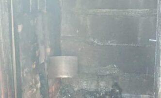 Ночью вАстрахани подожгли кафе