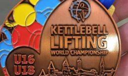 астраханские гиревики победили на первенстве мира