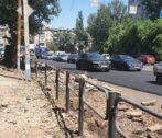 ремонт улицы студенческой