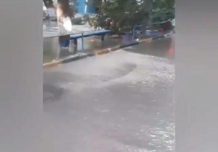 авария бабаевского отключили воду