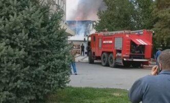 пожар в ахтубинске