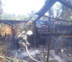 пожары в астраханской области
