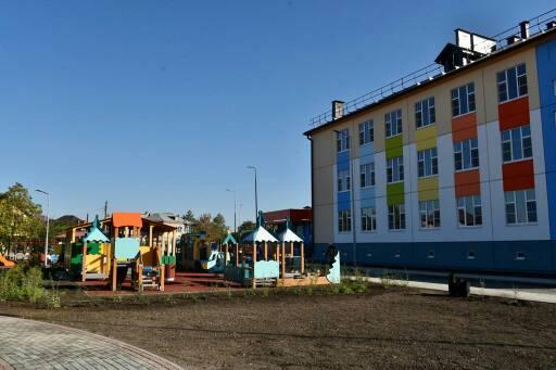 До конца года вАстрахани появится ещё один детский сад на 330мест