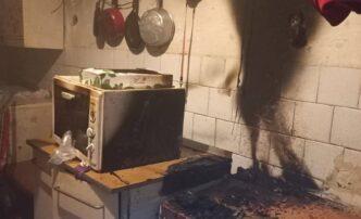 пожар квартира астрахань
