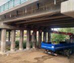Астраханцы переживают за ремонт на Милицейском мосту