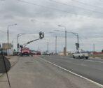 светофоры на магистральной