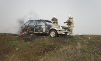 статистика пожаров в Астрахани