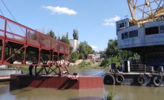 понтонный мост десятка