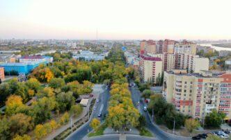загрязнение воздуха на улицах Савушкина и Николая Островского