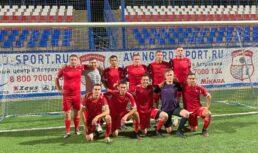 Команда «Факел-Восточное» стала чемпионом вПервой любительской футбольной лиге