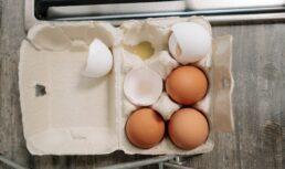яйца задержали на границе