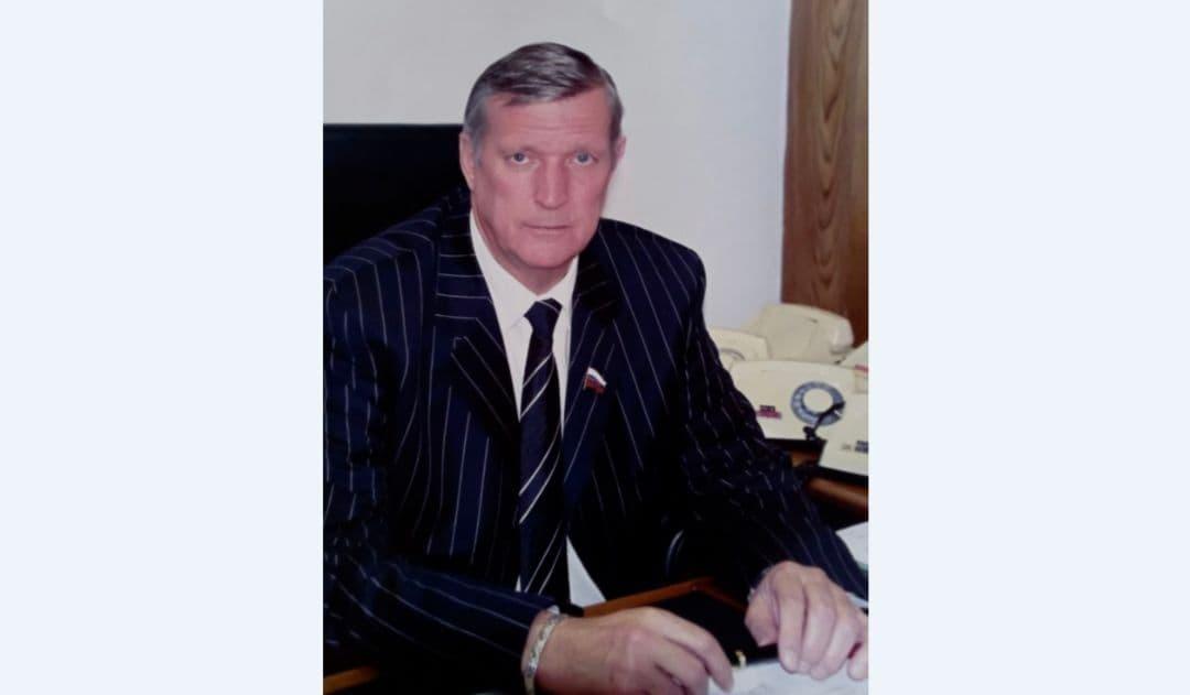 Бывший сенатор от Астраханской области Геннадий Горбунов скончался на 76-ом годужизни