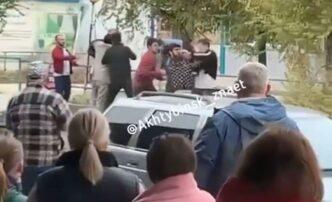 массовая драка в ахтубинске