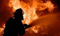 пожар астрахань