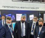 Игорь Бабушкин обсудил модернизацию Астраханского газоперерабатывающего завода