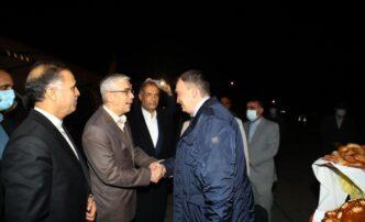 В Астрахань софициальным визитом прибыла делегация изИрана